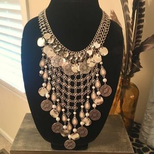 Gorgeous Chainmail and Charms Necklace